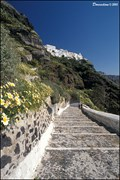 Image for Thira stairway - Santorini Island (Greece)