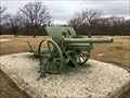 Image for WW1 German 10.5 cm leFH field howitzer - Memorial Park Cemetery, Indianapolis, IN