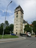Image for 16th C. Clocktower - Dacice, Czech Republic
