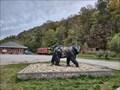 Image for Coal Miner Bear ~ Lynch, Kentucky.