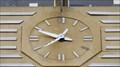 Image for Gallatin County High School Clock - Bozeman, MT