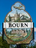 Image for Bourn - Cambridgeshire Village Sign