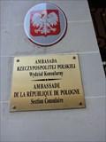Image for Polish Embassy  -  Paris, France