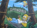 Image for Simpsons Mural and Hometown Tour - Springfield, Oregon