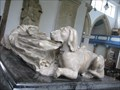 Image for Lady Penyston, Child and her Dog - St Mary's Church, Stowe, Buckinghamshire, UK