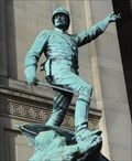 Image for Major General William Earle Statue - Liverpool, UK