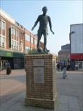 Image for Sir Stanley Matthews - Hanley, Stoke-on-Trent, Staffordshire, UK.