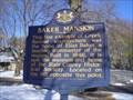 Image for Baker Mansion