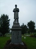 Image for Greenwood Cemetery Civil War Memorial - York, Nebraska