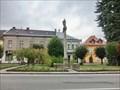 Image for Marian Column - Vamberk, Czech Republic