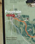Image for Root River Trailhead Map - Fountain, MN.