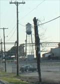 Image for Waco Glass Company Water tank -- Waco TX