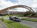 Image for Silk Road Bridge - Macclesfield, UK