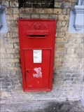 Image for Victorian Post Box - Gravesend Station, Rathmore Road, Gravesend, Kent, UK