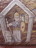 Image for Kings Stone Mosaic, Park, Handbridge, Chester, England, UK