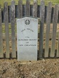 Image for Grave of Old Isham, Rebel War Horse - Beech Grove, TN