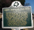 Image for First Baptist Church - Greenville, Mississippi