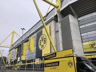Sitzplätze bvb stadion Geimpfte könnten