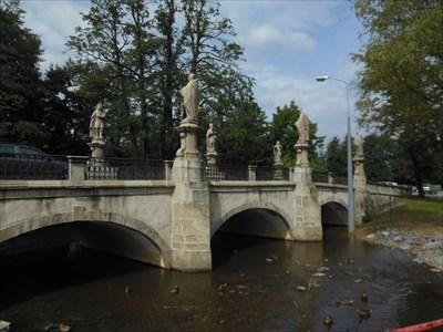 Most - Zdar nad Sazavou