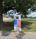 Image for Flag Retirement Drop Box - Knightdale, NC