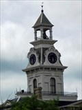 Image for Shackelford County Courthouse Clock - Albany, TX