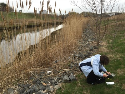 """Geocache GCQF74 """"As seen from I-93"""""""