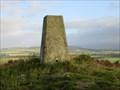 Image for O.S. Triangulation Pillar - Carrot Hill, Angus.