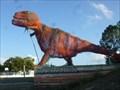 Image for Recyclosaurus Rex - MOSI - Tampa, Florida, USA.