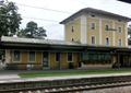 Image for Bahnhof, Übersee am Chiemsee, Lkr. Traunstein