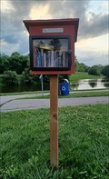 Image for Little Free Library #87705 - Platte City, MO