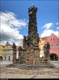 Image for Sloup Nejsvetejší Trojice / The Most Holy Trinity Column - Žatec (North-West Bohemia)