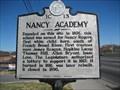 Image for Nancy Academy - 1C 13