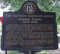 Image for The Gutzon Borglum House Avondale Estates - GHM 044-90 - DeKalb Co., GA