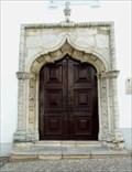 Image for Portal Manuelino da Igreja da Misericórdia/Montemor o Novo/Évora/Portugal