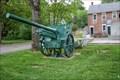 Image for Krupp 105mm Cannon - Uxbridge MA