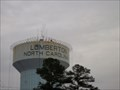 Image for City of Lumberton Water Tower, Roberts Ave