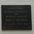 Image for Fritz Zimmer - Koblenz, Rheinland-Pfalz, Germany