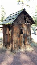 Image for Shake Outhouse - Collier Memorial State Park & Logging Museum