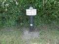 Image for Trent & Mersey Canal Milepost - Rode Heath, UK
