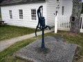 Image for Jacob Hummelbaugh Farm House Water Pump - Gettyburg, PA