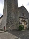 Image for Eglise Saint-Aubin O.F.L3 - 57 - Saint-Aubin-de-Médoc, France