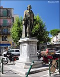 Image for Pascal Paoli at Paoli Square (Corte, Corsica)