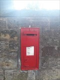 Image for Victorian Wall Post Box - Braid Avenue, Edinburgh, Scotland, UK