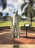 Image for Edison and his Spinning Orb - Fort Myers, Florida, USA