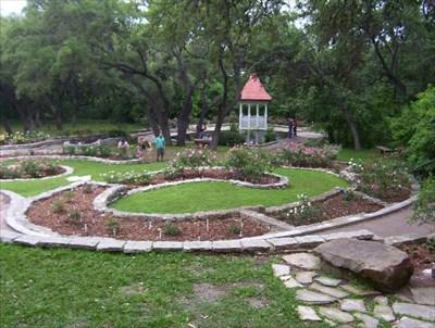 Zilker Botanical Gardens, Austin TX   Botanical Gardens On Waymarking.com