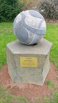 Image for Orange Bleue - Skulptur, Andernach, Rhineland-Palatinate, Germany