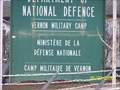 Image for Vernon Army Camp