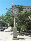 Image for Milwaukee Public Museum Tower Clock - Milwaukee, WI