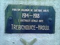 Image for Trebichovice World War Memorial, CZ