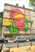 Image for Mural in Lisbon, Portugal